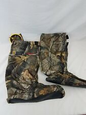 Scent Blocker Sneaky Feet Scent Protection Boot Covers Realtree Hardwood  M/LG