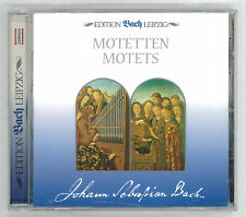 Johann Sebastian Bach. Motetten BWV 225-230  - CD