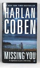 MISSING YOU BY HARLAN COBEN (PAPERBACK)  NEW YORK TIMES #1 BESTSELLING  AUTHOR