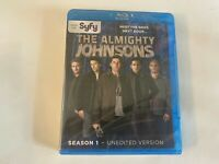 The Almighty Johnsons - Season 1 (Bluray) *NEW* [BUY 2 GET 1]