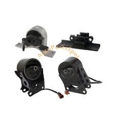 Engine Motor Auto Trans Mount 4 Set 04-06 For Nissan Altima 3.5L w/ Sensors G263