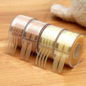 600Pcs Lace Eye Lift Strips Double Tape Eyelid Adhesive Makeup Stickers Girls *v