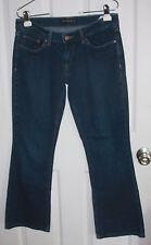 Levis 524 Too Superlow Blue Jeans 9 S/C Cotton Blend Stretchy