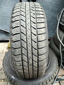 2x Tyres 235/60/18 103V Goodyear wrangler Hp All weather both have 7.5mm over