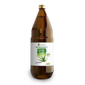 Kräuterland -  Bio Aloe Vera Direktsaft 1Liter - aus Mexiko