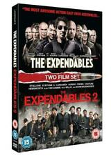 The Expendables / The Expendables 2 (DVD) (2013) Sylvester Stallone New