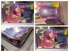 Barbie Rock Stars Discoteca Disco Cafè 3080 Mattel Fondo Di Magazzino