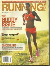 Running Times October 2012 The Buddy Issue/Shoe Guide/Get Elite Speed/Posture