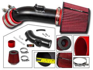 RTunes V2 For 2010-2012 Mazda 3 2.5L L4 Short Ram Intake Kit+Filter