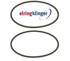 NEW BMW E53 E60 E64 E65 Set of 2 Camshaft Adjuster O-Ring Elring 07119903596