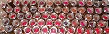 Lot of 2 FASHION FAIR Lipstick full size tester case YOU PICK 2!
