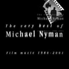 Michael Nyman - Film Music 1980 - 2001 (NEW 2CD)