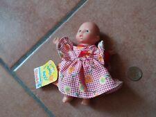 MINI DOLL BAMBOLA VINTAGE ANNI 80 ROLLY BABY SIMBA MY LOVE NUOVA