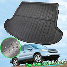 XUKEY Rear Trunk Mat Cargo Tray Floor Boot Liner For Honda CR-V CRV 2007-2011
