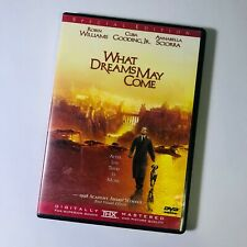 What Dreams May Come Dvd Robin Williams Cuba Gooding Jr. Special Edition Movie