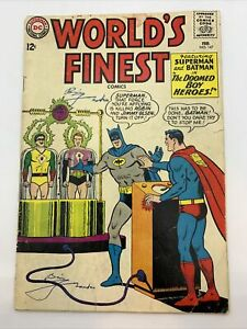 World's Finest Comics #147 1967 DC Robin Appearance 12 Cent Cover