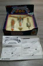 VINTAGE 1983 80s BANDAI TERRAHAWKS 0988706 TREEHAWK SPACEHAWK HAWKWING RARE