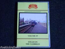 Cambrian Coast, Corris Railway, Steam On The Cambrian, B & R Volume 19 DVD