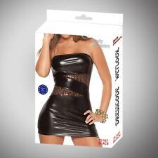 Body Pleasure - Wetlook Lingerie - Tl107 - Sexy Dress - Black - One size fits...