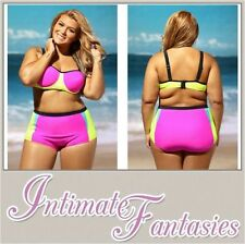 Unbranded Polyamide Plus Size Swimwear for Women