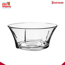 Glass Bowl, LAV Truva Dining Kitchen Mixing 120mm Cereal Dessert Bowls  Set of 6