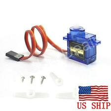 SG90 Mini Gear Micro 9g Servo for RC Helicopter Airplane Car Boat Arduino