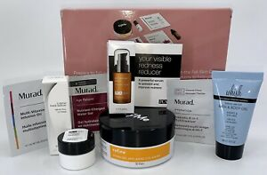 ($100 Value!) Murad Marini PCA Whish Anti Aging Serum Gel Oil Mask SPF Exp 12/21