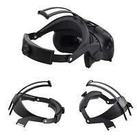 Einstellbare PU Leder Kopf Band Stirnband Gürtel für HTC VIVE VR Zubehör CDE