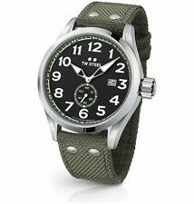 TW Steel Volante Exclusive Military TWVS29 3 Hand Watch
