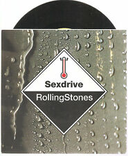 "ROLLING STONES ""Sexdrive"" 7"" Vinyl Single"