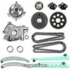 00-03 4.6L FORD SOHC DOHC V8 MUSTANG Timing Chain Kit w Water Pump & Oil Pump