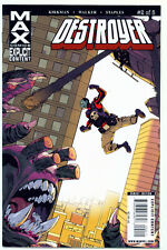  •.•  DESTROYER (MAX) • Issue 2 • MAX Comics