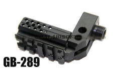 5KU SAS Front Kit for Marui G17/G18C/G17Custom (Black) - 5KU-GB-289-BK