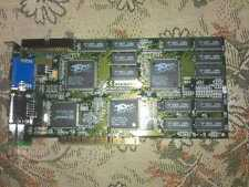 Diamond Monster 3D II 3dfx Voodoo2 graphics card 12MB PCI
