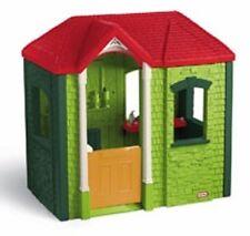 casetta bimbi gioco con camino angolo cucina e seggiolino casa giardino bambini