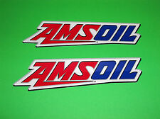 AMSOIL UTV ATV QUAD SNOWMOBILE MOTORCYCLE MOTOCROSS PRO DIRT STICKERS DECALS