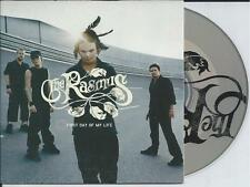 THE RASMUS - First day of my life CD SINGLE 2TR EU CARDSLEEVE 2003 RARE!