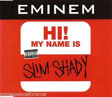 EMINEM - My Name Is (UK 3 Track CD Single Part 2)