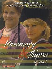 Rosemary & Thyme : Seizoen 3 (3 DVD)