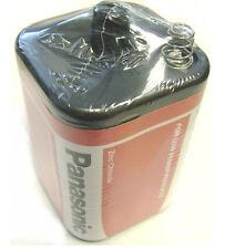 PANASONIC 4R25 6V Battery 6 Volt 996 PJ996 430 908 908S Lantern 4R25X 4R25RZ/B