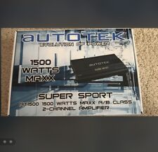 autotek amplifier