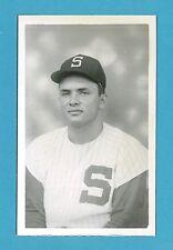 G Joseph Blackwells Vintage Baseball Postcard