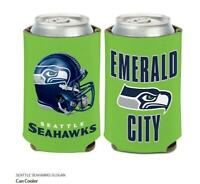 Seattle Seahawks Dosenkühler NFL Football Can Cooler Emerald City