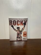 New ListingRocky Heavyweight Collection Blu-Ray New Sealed 2015 40th Anniversary Edition