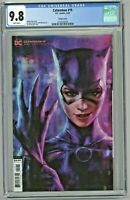 Catwoman #19 CGC 9.8 Variant Cover Edition Ian McDonald Joelle Jones