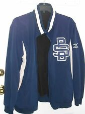 PENN STATE BEHREND ERIE PA GAME USED MIZUNO BASEBALL JACKETS ADULT XL