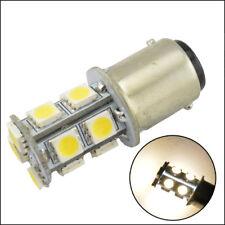 2x BA15D LED Bulb 12V - 24V Globe 13SMD Anchor/Stop/Rear/Tail Light Reverse Lamp
