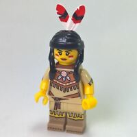 1 LEGO Minifigure Tribal Woman - Minifig only