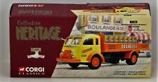 CORGI 71104 1/50 FRENCH HERITAGE Renault Faineant Brasseur - Orangina
