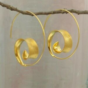Ear Drop for Women 925 Silver,Gold A Pair/set Hoop Earrings Gift Jewelry Fashion